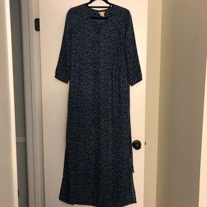 Levis Floral Maxi Dress